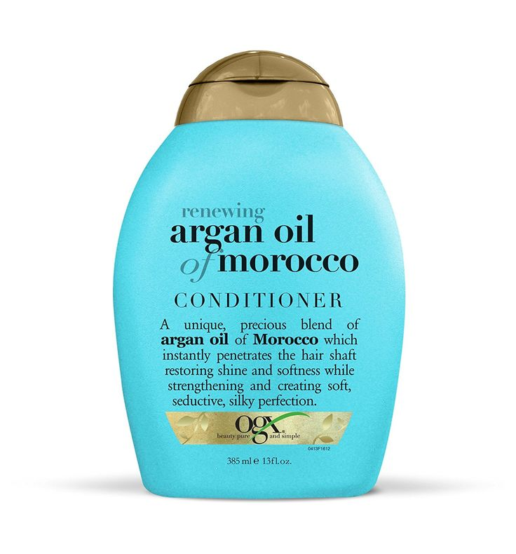 OGX Renewing Argan Oil of Morocco Conditioner, 13 Ounce -- Tried it! Love it! Click the image. : Hair Care  Conditioner