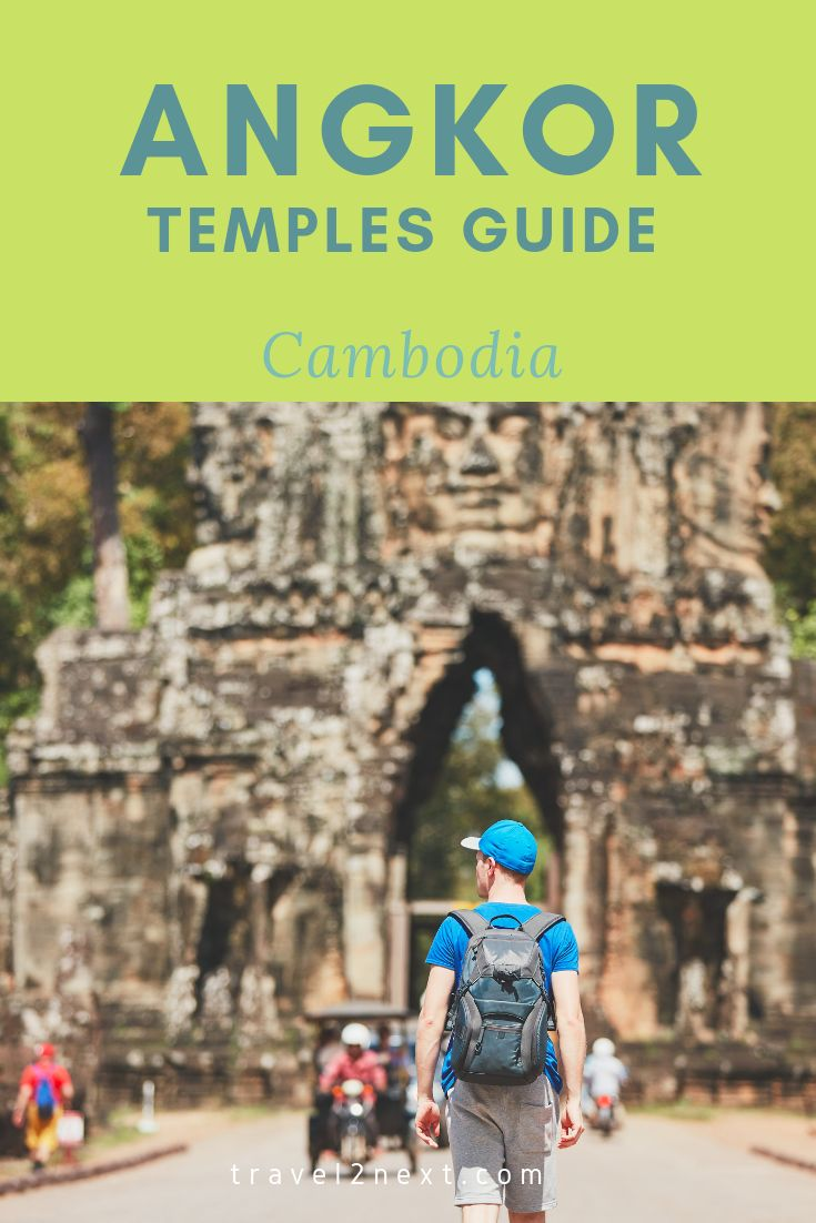 Guide To The Temples of Angkor (Siem Reap)