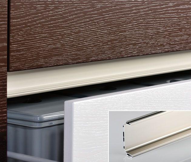 Accesorii moderne ce intra in alcatuirea Mobilei de bucatarie cu Profile din Aluminiu set box-uri pentru compartimentare