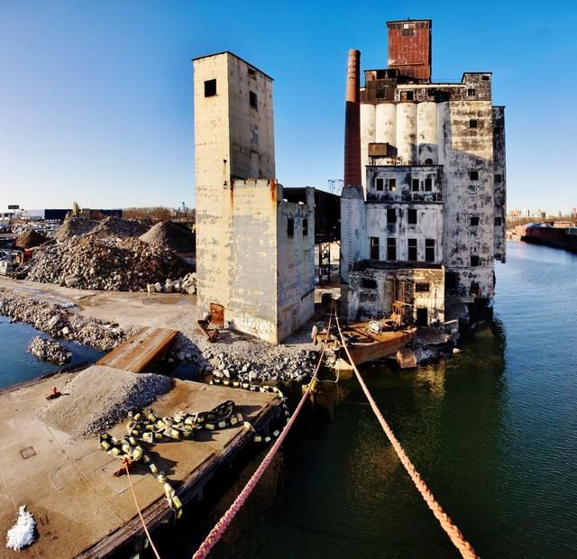 Step Inside The Gowanus Canal's Mysterious Panama Loujaine