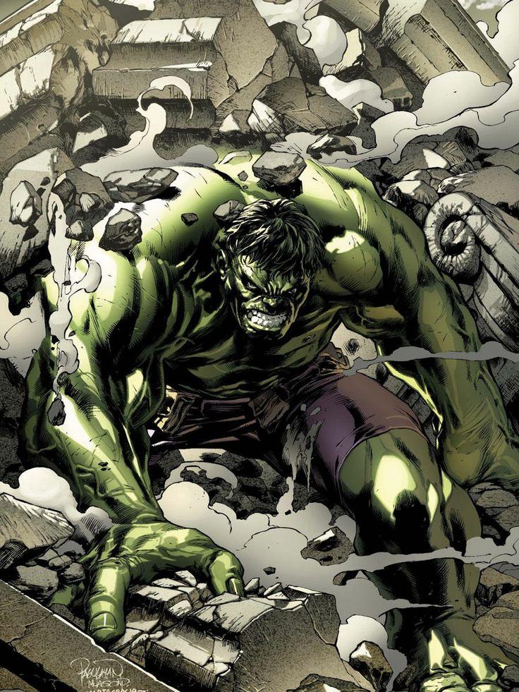 Hulk 헐크 浩克 ハルク