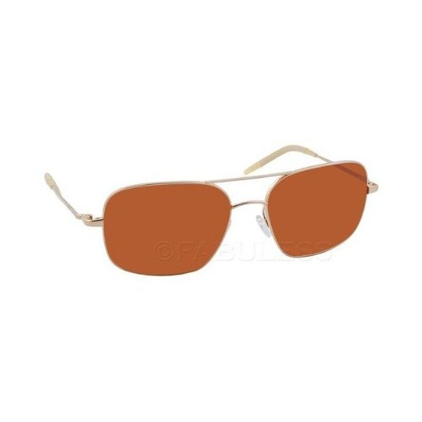 1246c70d8e Oliver Peoples Victory Polarized Sunglasses