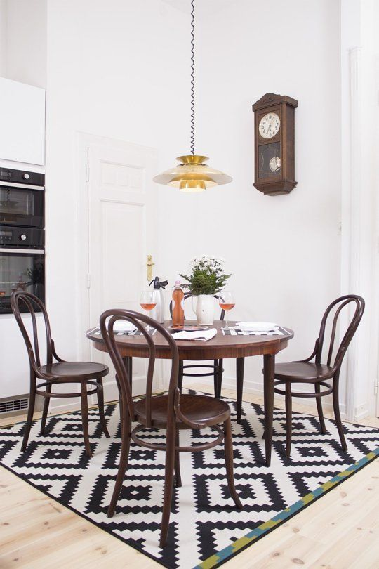 6 Design Ideas For Your Dining Room You Might Not Have Tried Yet
