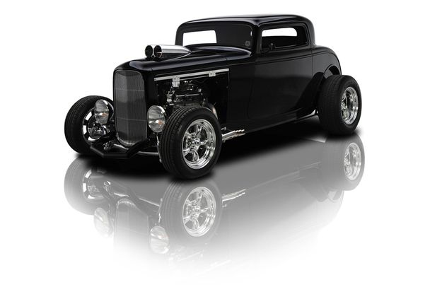 1932 Ford Coupe: Street Rods, Cars Bike, Dream Cars, 1932 Ford, Ford Coupe, Hot Rods, Coupe Supercharged, Hotrods, Cars Trucks