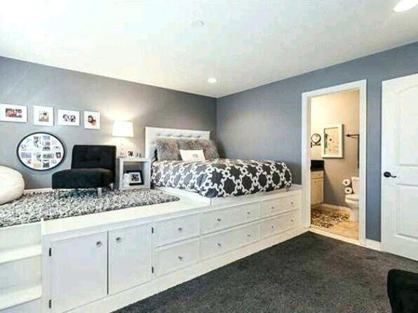 Schlafzimmer Jugendzimmer Einrichtungsideen (mit Bildern