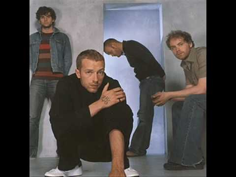 my #1 favorite - swallowed in the sea - coldplay