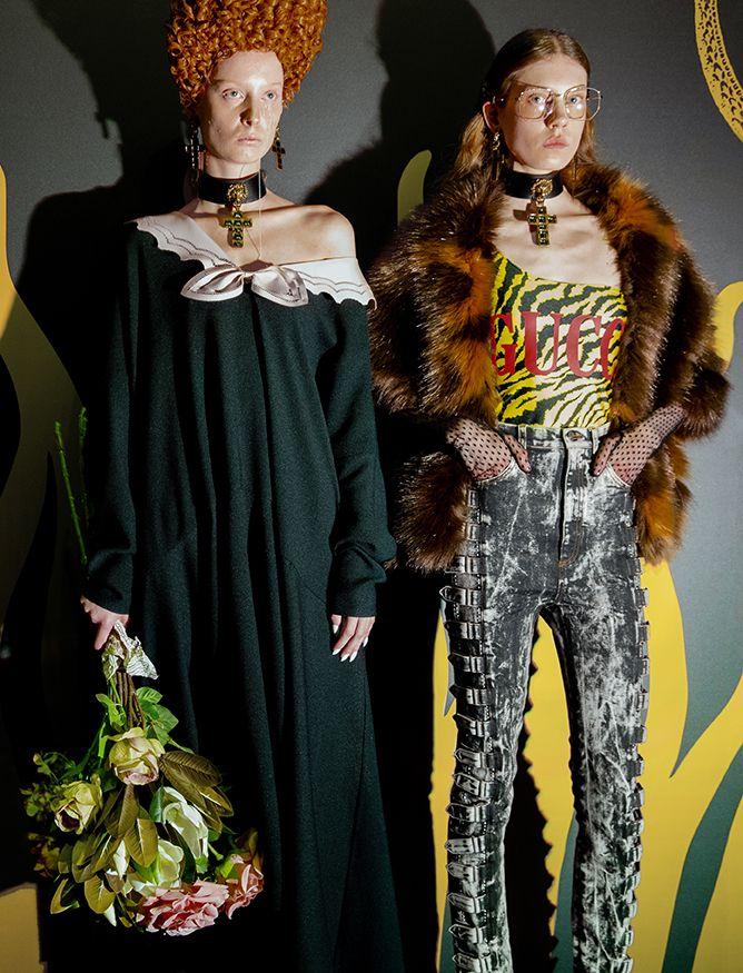8007f3eea5 Rave in a Cemetery | 2019 | Gucci fashion, Gucci store, Fashion