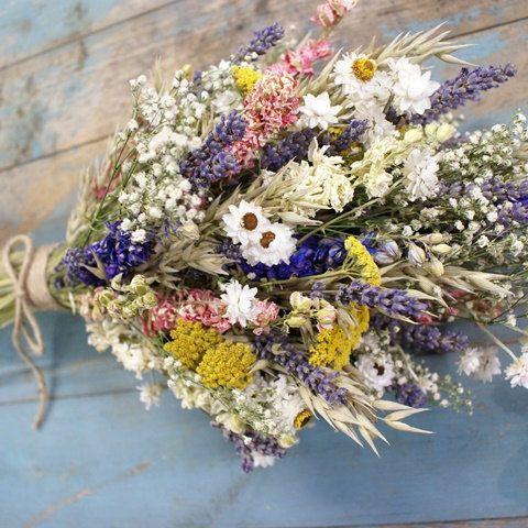 Festival pré séché Bouquet de fleurs