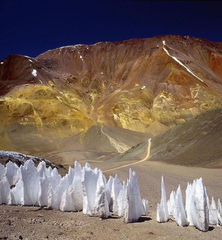 Paso del Agua Negra (elevation 4779m) - Argentina, Chile
