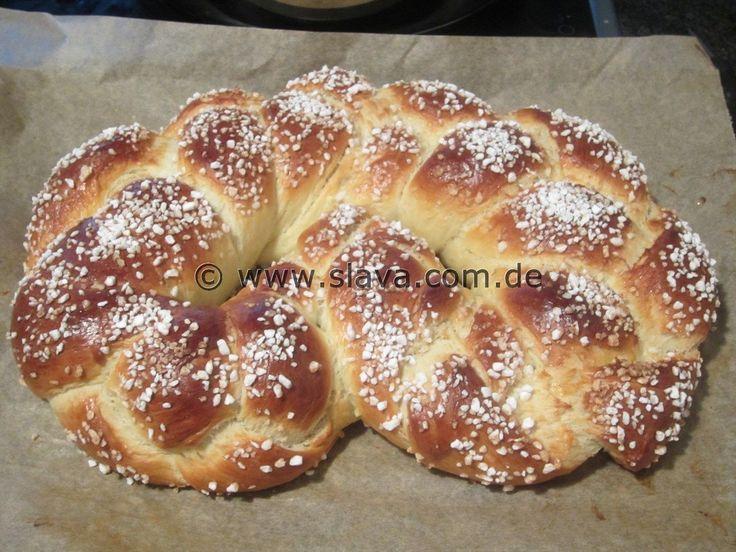 Grosse Butterweiche Neujahrsbrezel und andere großartige Rezepte