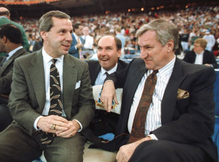 The passing of North Carolina head coach Dean Smith elicited reactions from all over.
