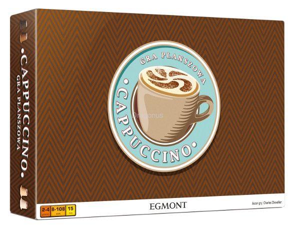 Cappuccino - WYPRZEDAŻ! Dragonus