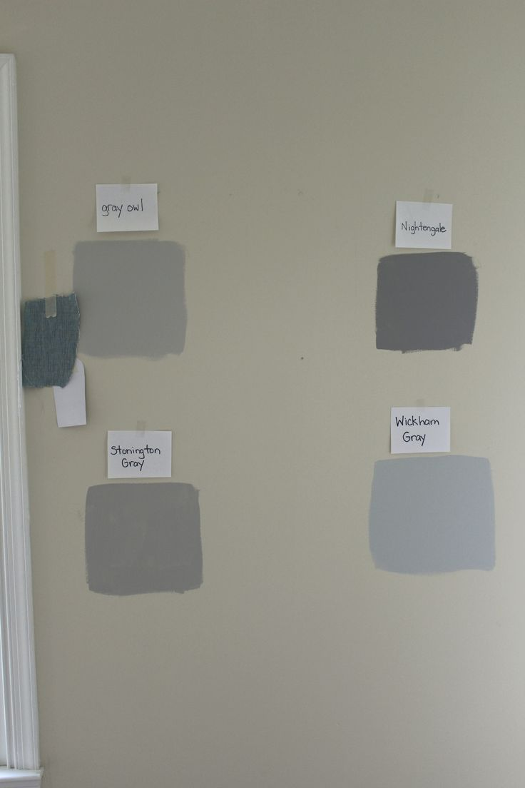 Find the Perfect Shade of Gray - Doyle Dispatch