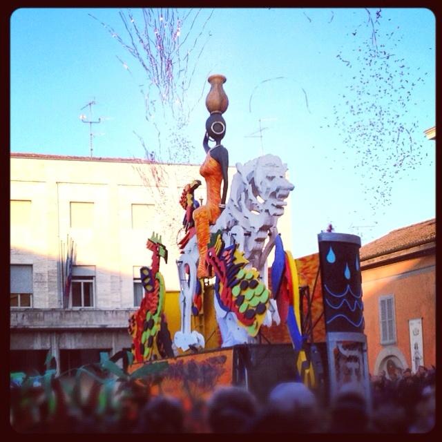 Carnevale - San Giovanni in Persiceto, Italy