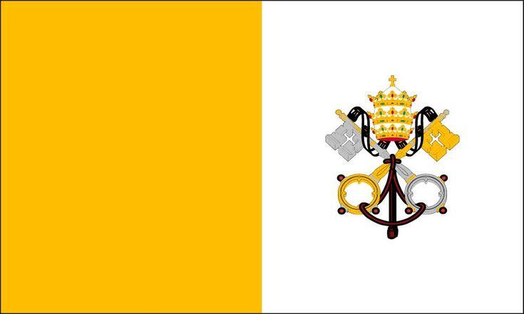Vatican City Flag | Symonds Flags & Poles, Inc