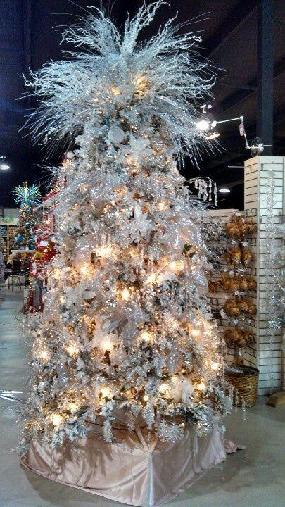 Crystal Tree At Shop The World Victoria Tx
