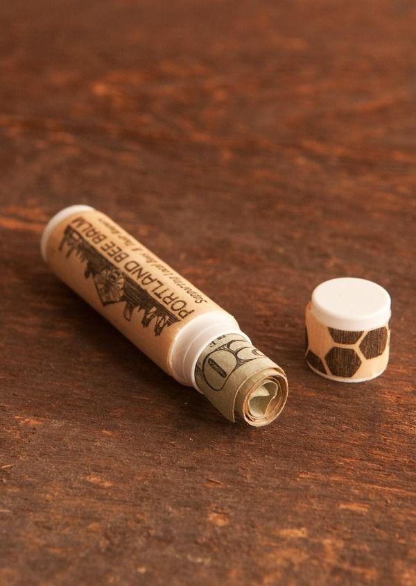 How to: Make a #DIY Secret Lip Balm Storage Safe