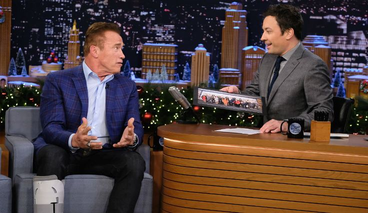 Arnold Schwarzenegger And Boy George Respond to Trump 'Celebrity Apprentice' Ratings Criticism