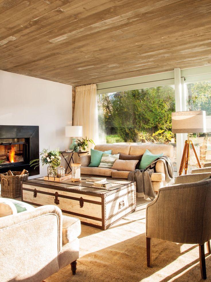 17 mejores ideas sobre cortinas de sala de estar en pinterest ...