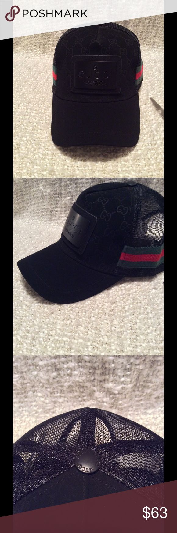 Gucci hat Gucci hat new with tag Accessories Hats
