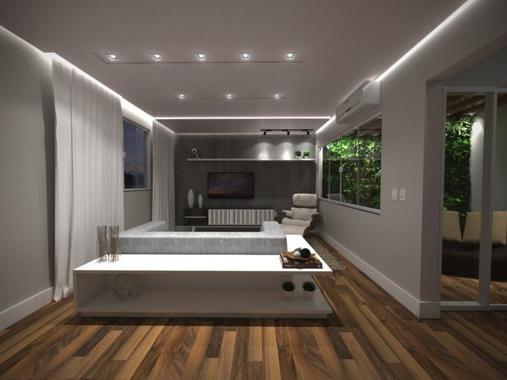 SALA DE ESTAR - https://interiordesign.io/sala-de-estar/