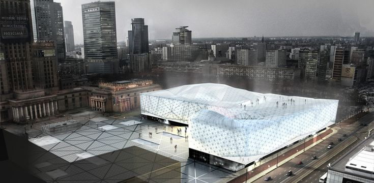 cool Moma In Warsaw | KAMJZ architects Check more at http://www.arch2o.com/moma-warsaw-kamjz-architects/