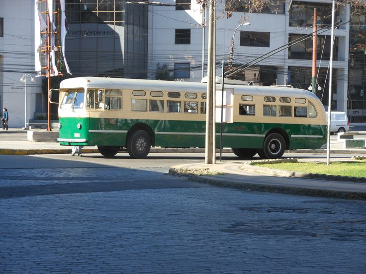 Trolebus Valparaiso