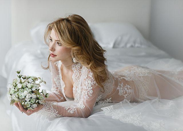 нижнее белье для брачной ночи