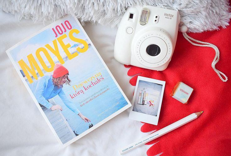 Reading my love: [PRZEDPREMIERA] Jojo Moyes, Dziewczyna, którą koch...
