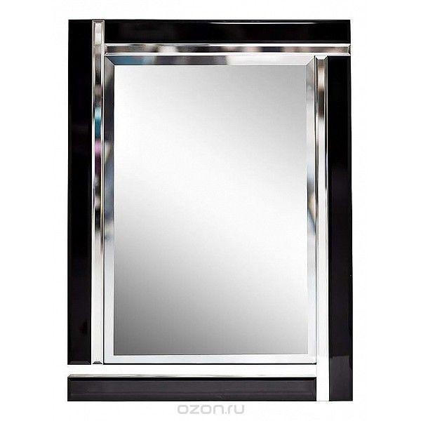 Зеркало настенное (80х60 см) 17-8010 - купить по выгодной цене с доставкой. Интерьер от Garda Decor в интернет-магазине OZON.ru