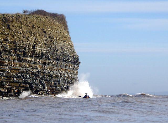 Stuart - Sea Kayak: Lavernock Pojnt