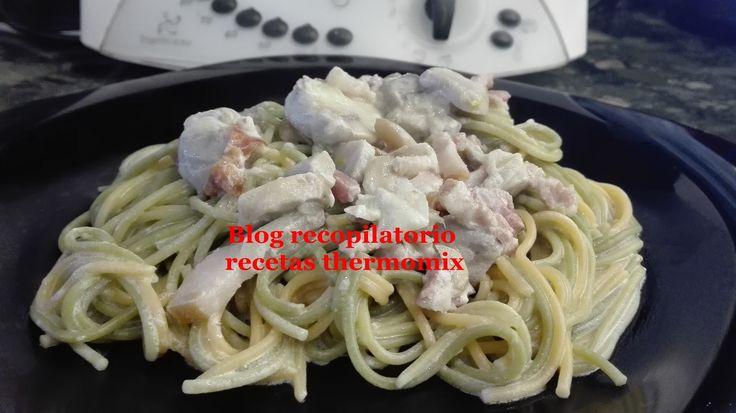 espaguetis thermomix