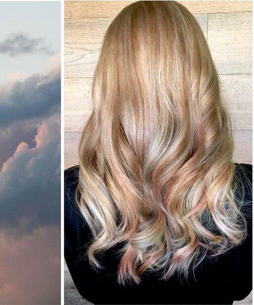 Galaxy Hair Blonde