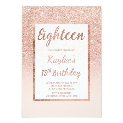 1000+ Ideas About 18th Birthday Cards On Pinterest