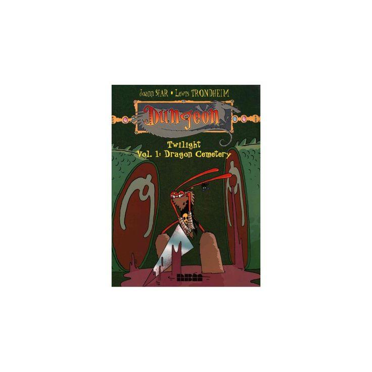 Dungeon Twilight Complete Set 1-4 (Paperback) (Joann Sfar & Lewis Trondheim)