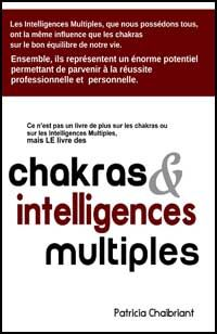 livre chakras intelligences multiples patricia chaibriant