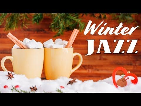 Lazy Winter JAZZ - Relaxing Background Instrumental Music For