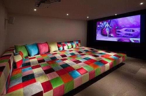 Movie room? I think yes!