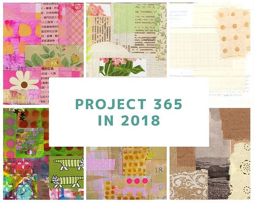 365 somethings in 2018 with iHanna - feel free to join us #365project2018