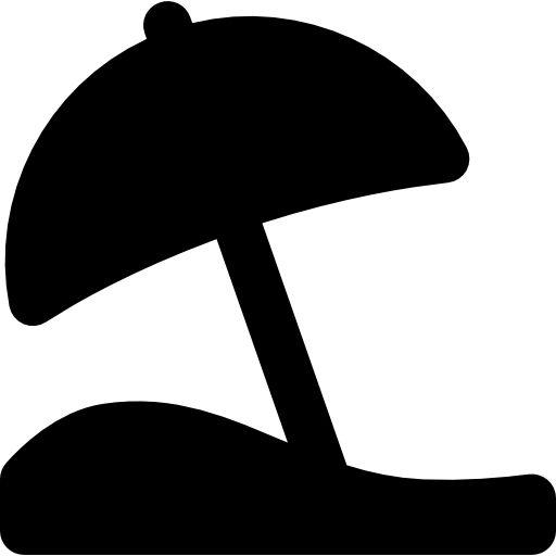 Beach umbrella I Free Icon