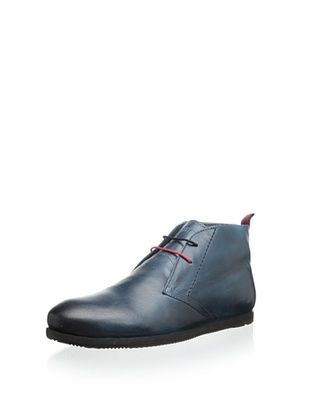 81% OFF Ben Sherman Men's Abe Chukka Boot (Blue)