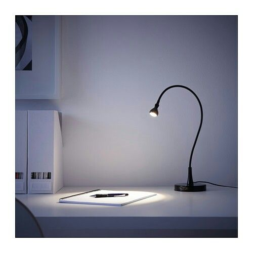IKEA JANSJO Modern Table LED Flexible