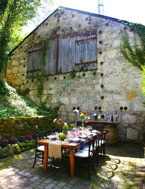 147 best images about outdoor patios on pinterest - Maison jardin wedding cost orleans ...