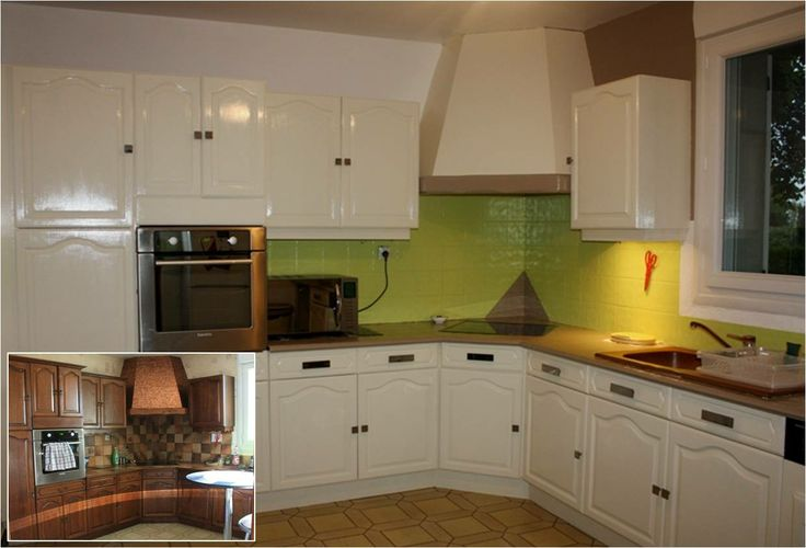 13 best eleonore deco cuisines images on pinterest kitchens before after kitchen and. Black Bedroom Furniture Sets. Home Design Ideas