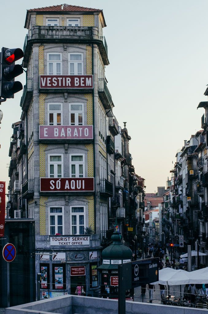 City Inspirations - Made in Portugal #funktionschnitt #architecture #city #photography #porto