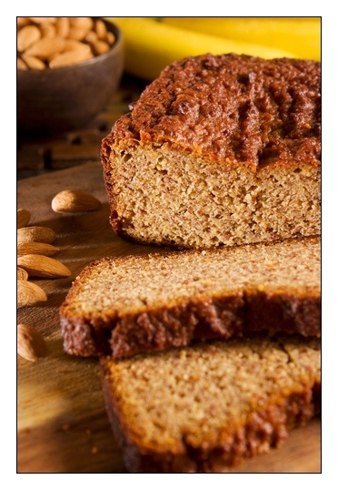 Gluten Free Banana Bread - Simple Recipe without crazy flours/starches