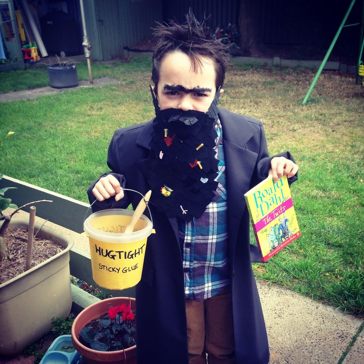 Mr Twit Costume for Book Week