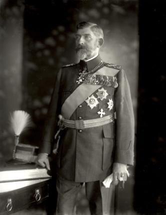 King Ferdinand of Romania, Vandyk