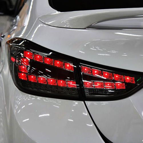 New Tuning LED Rear Tail Light Lamp Assembly For Hyundai