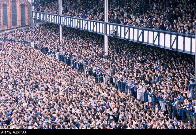 Goodison Park - Everton FC vs. LFC in 1988